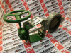 BUTTERFLY VALVE SIZE 6 W/MANUAL ACTUATOR -- 95001077