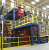 Consarc Electromagnetic Cold Crucible Furnaces (EMCC)
