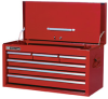 Six Drawer Drop Front Top Chest (with Friction Slides) -- WT503