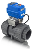 Electric Actuated Ball Valves -- Series EBT -- View Larger Image