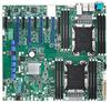 Dual LGA 3647-P0 Intel® Xeon® Server Board with 12 DDR4, 4 PCIe x16 + 1 PCIe x8+4 PCIe x4, 14 SATA3, 8 USB3.0, Dual 10GbE, IPMI