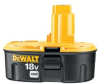 DEWALT 18V XRP Cordless Power Tool Extended Run-Time Battery -- Model# DC9096
