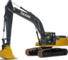 350G LC Excavator - Image