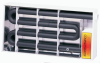 All-Weather Gas Infra-Red Heaters -- PCTH - Image