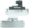 Flow Meter/Switch for Water -- DS06 -- View Larger Image