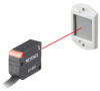 KEYENCE Digital Laser Sensor -- LV-S61 - Image
