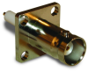 RF Coaxial Panel Mount Connector -- 112639-11 -Image