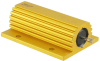 Chassis Mount Resistors -- A102106-ND