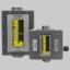 Hedland TB Series Variable Area Flow Meter