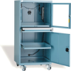 Computer Cabinet With Roll-out Shelf -- R5JDG-5837