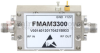 2 dB NF Amplifier, Operating From 26.5 GHz to 40 GHz with 43 dB Gain, 12 dBm P1dB and 2.92mm -- FMAM3300 -Image