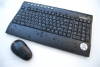 SILVER SURF Wireless Multimedia Keyboard / Mouse Combo -- S103M7W