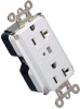 Power Entry Connectors - Inlets, Outlets, Modules -- ETU20IW-X-ND - Image