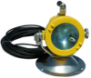 Explosion Proof Light Rental - 70 Watt Metal Halide - Waterproof -Base Stand - 100' Cord - *RENTAL* -- RNT-EPL-BS-70-100