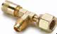Access Valve Fittings -- Forged Female Run Swivel Tee AVTS4 - Image