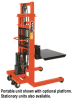 A/C Electric Stackers -- ESF776