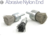 Solid Wire End Brush -- BNS-6AY