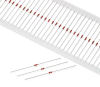 Glass Encapsulated Thermistors -- 104RG1K -- View Larger Image