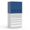 R2V Vertical Drawer Cabinet, 4 Drawers (36