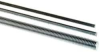 GRIP RITE Threaded Rod 1/2 In. diameter by 72 In. Length -- Model# ATZ12072 - Image