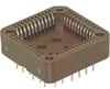 Socket, PLCC; 44 Positions; 0.100;Phosphor Bronze; Tin Lead over Nickel -- 70042919 - Image