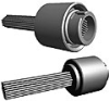 Nanominiature Circular Connectors -- TCM044PC2DC020