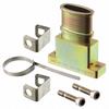 D-Sub, D-Shaped Connectors - Backshells, Hoods -- 1003-2398-ND - Image