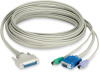 3FT CAT5 Extender Cable with DDC Support -- EHN230D-0003 - Image