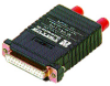 Miniature Asynchronous Fiber Optic Modem -- Model 1110A