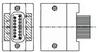 Nanominiature DUALOBE® Connectors & Jumper Assemblies -- 7-1589488-2 - Image