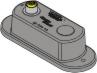 eurofast® Receptacle -- CA-1/FK 4.5