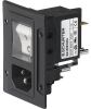 IEC Appliance Inlet C14 or C18 with Circuit Breaker TA35 2-pole -- DG11 - Image