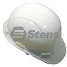 Hard Hat - White / W/PIN SUSPENSION -- 751-469