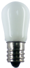 S6 120V 6W E12 Base-Ceramic White -- 6S6 CW 120V