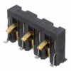 Rectangular Connectors - Spring Loaded -- A107787-ND