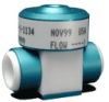 MINIATURE PNEUMATIC DIAPHRAGM VALVES -- PV-1-1134
