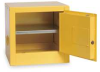 2 Gal Safety Cabinet,1-Door Manual -- 2RNZ3 - Image