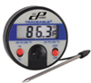 Digi-Sense Calibrated Remote Probe Digital Thermometer, Standard -- GO-90205-20