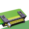 Edge Rate™ Rugged, High Speed Interconnects -- ERM8-EM Series - Image