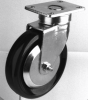 Series 05/06 Med Duty Stainless - Swivel Caster -- 05-PWP-35-SS