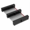 Rectangular Cable Assemblies -- FFSD-15-D-60.00-01-N-D30-ND -- View Larger Image