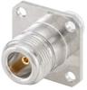 Coaxial Connectors (RF) -- 53K409-500N5-ND