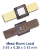 Mesa Beam Lead PIN Diode -- DSM8100-000