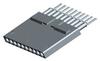 MTC Crimp Connector Shells, Inserts and Contacts -- MTC100-JA1-S11