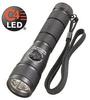 Lithium Battery Powered Flashlight -- Night Com UV
