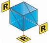 Cube Beamsplitter -- B-CHC013