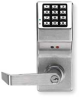 Battery Operated Push Button Lock -- 3AEA9