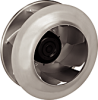 Centrifugal Fans with Backward Curved Blades -- R3G310-BB49-01 -Image