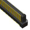 Edge Rate™ Rugged, High Speed Interconnect Strips -- ERM8 Series - Image