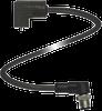 Valve Connector Cordset -- VMC-2+P/Z2-0,3M-PVC-V1-W-Y
